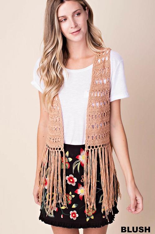 Hippy Huggin Vest