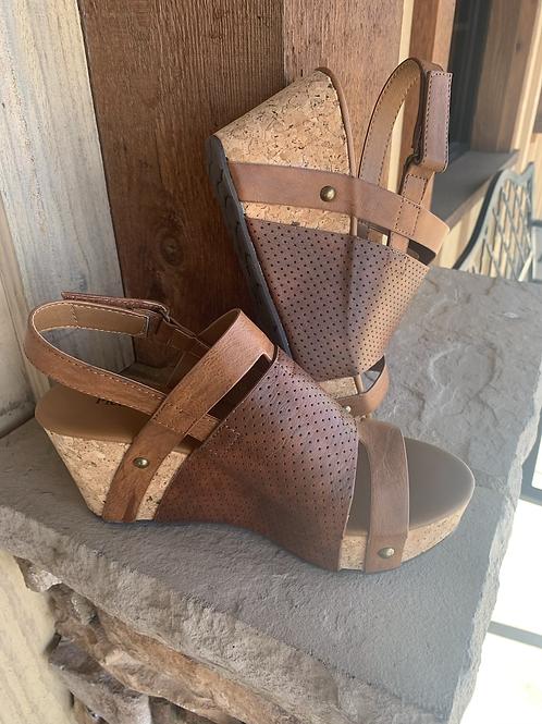 Boho Wedge Shoe