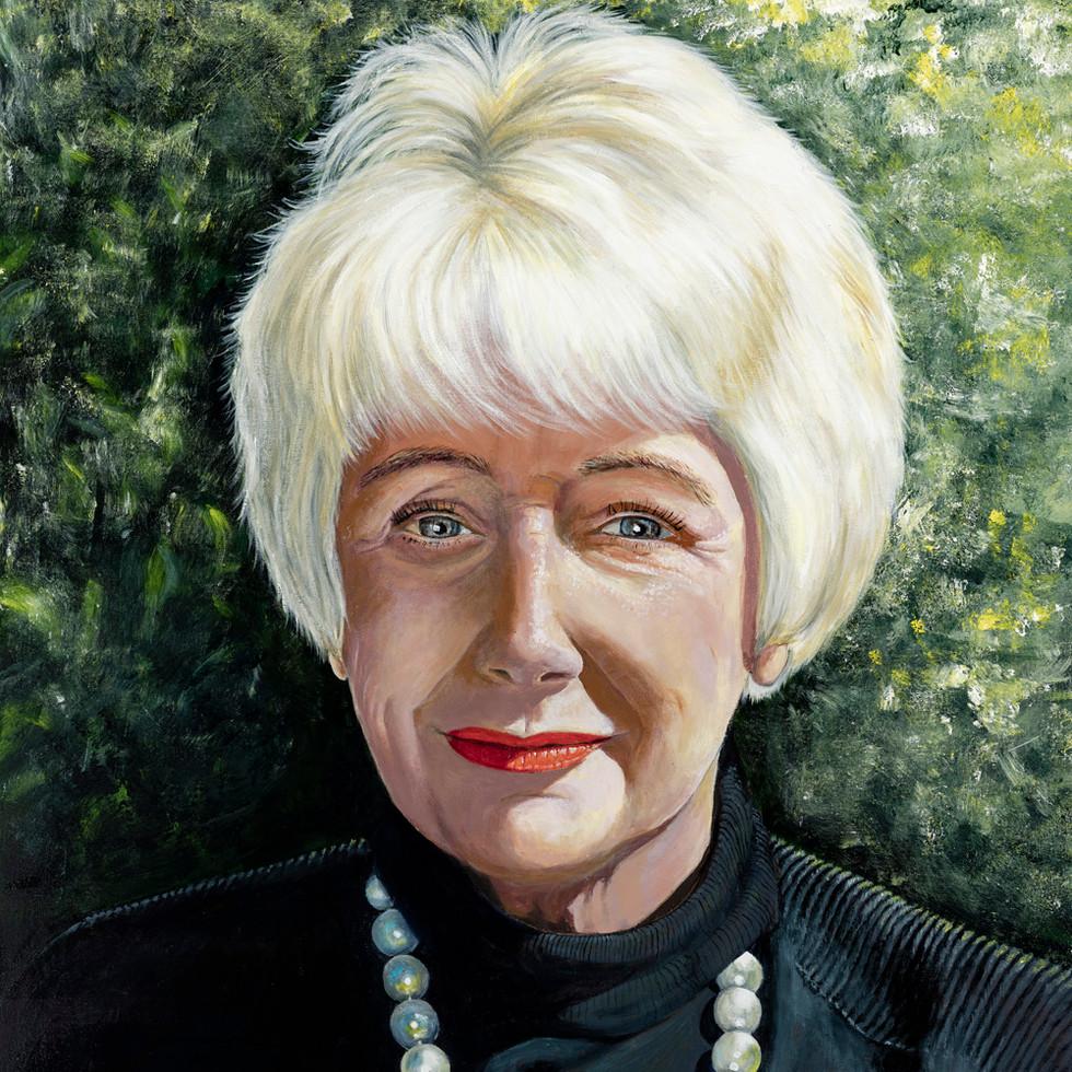 Portrait of Dr. Joanna Tait