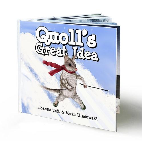 QUOLL'S GREAT IDEA