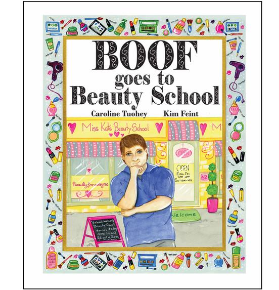 Boof Goes to Beauty School