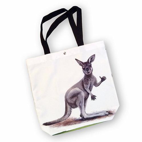 SHOPPING TOTE - Kangaroo