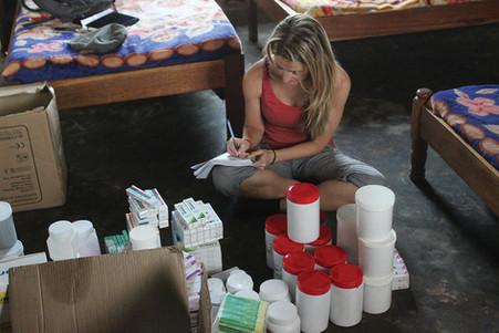 Inventory of medicines