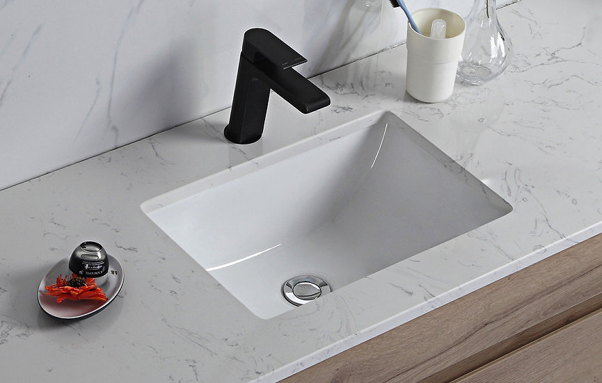 Cato Stone Top with Undermount Basin