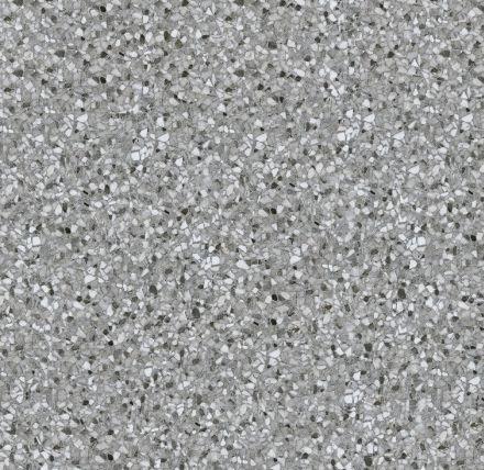 Stony Terrazzo Grey Matt 600x600 Porcelain Tile