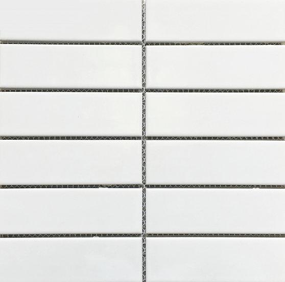 Stackbond White Matt 45x145