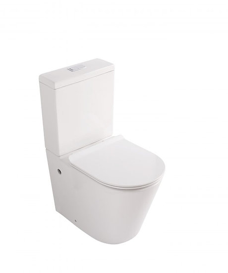 Sandra Wall Faced Toilet Suite