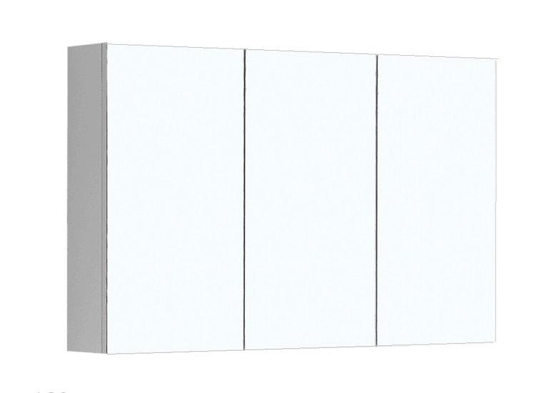 White Mirror Cabinet 1200mm