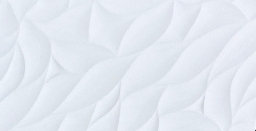 Ceramic Feature Wall Tile 300x600 White