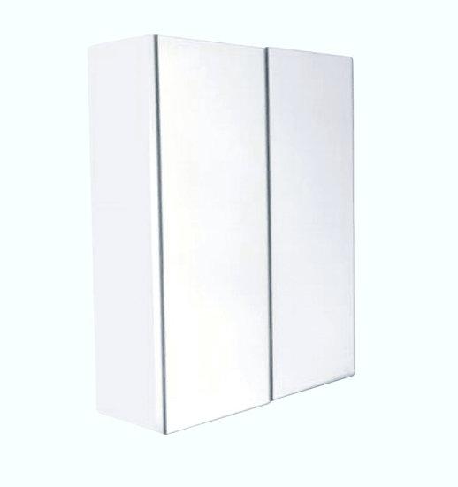 White Mirror Cabinet 600mm
