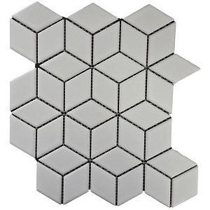 Rubix Gloss White 48x48x6