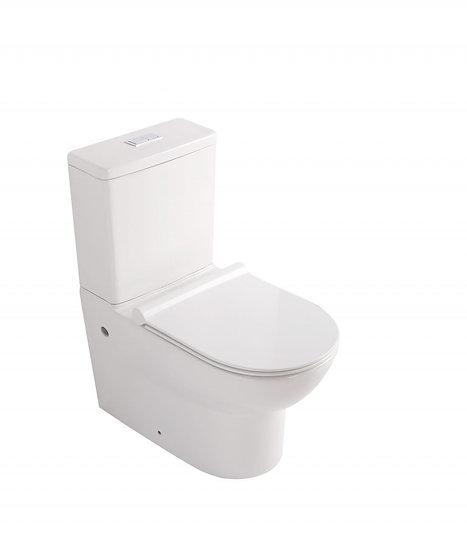Vera Rimless Toilet Suite