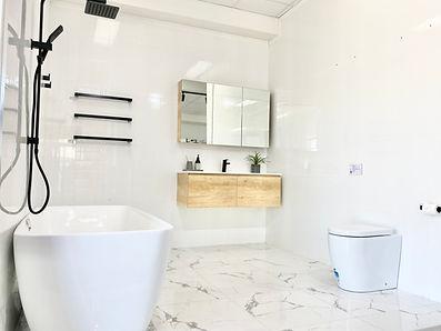 Beautiful bathroom tiles Moorabbin