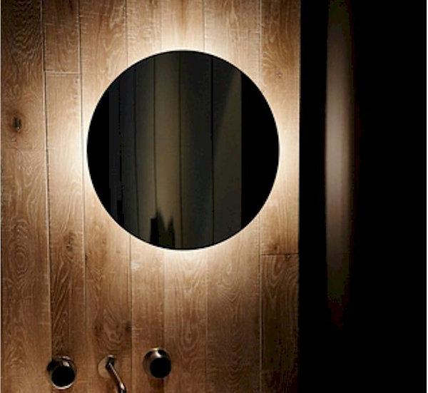RS Round Backlit LED Mirror (Demister Inc) 600mm Warm White