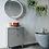 Thumbnail: Remer Pearl Premium Round Mirror Cabinet