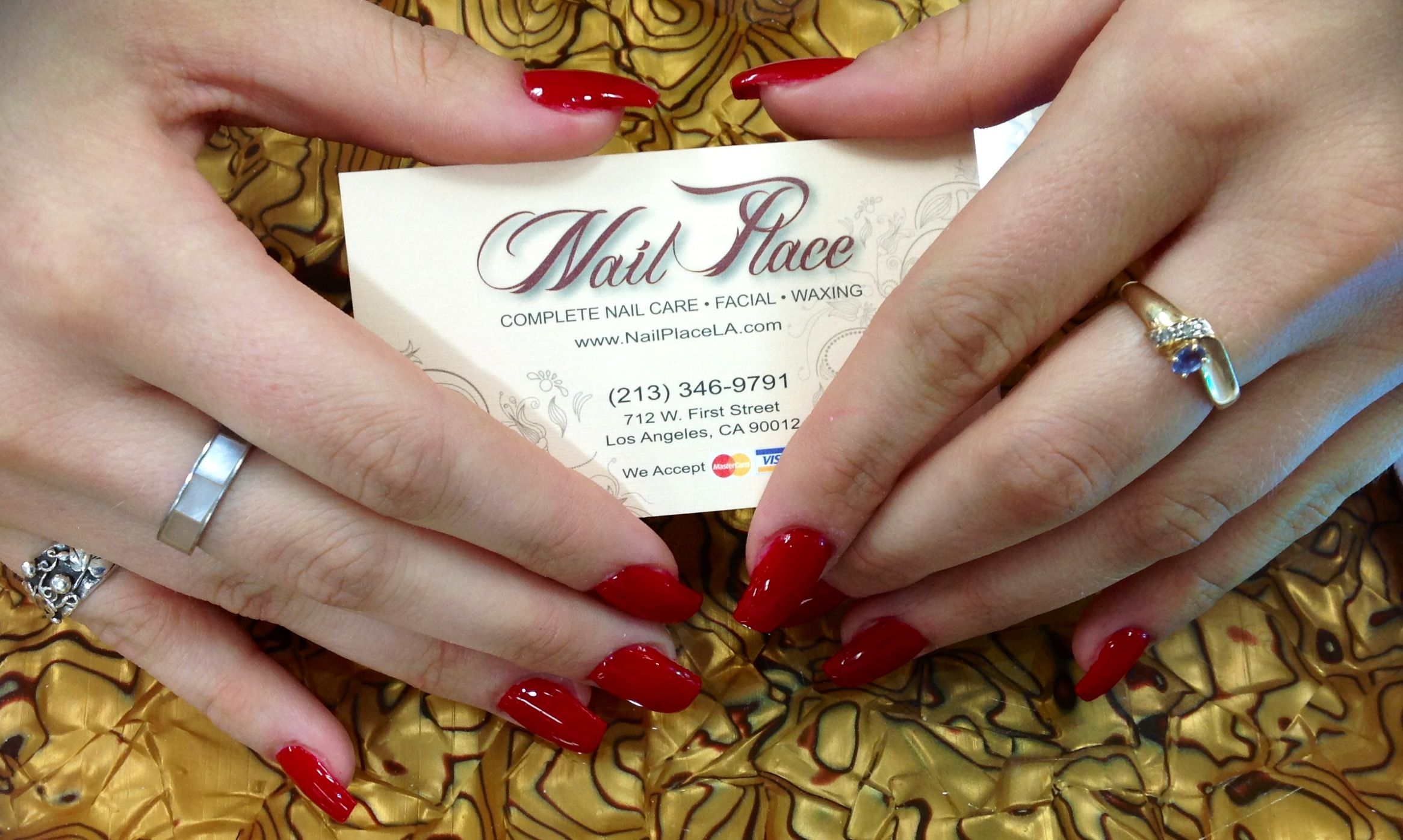 Nail Place - LA | Nail Salon | Downtown Los Angeles - 90012