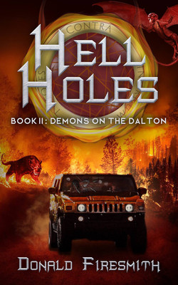 Hell Holes Book 3