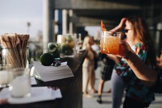 "Moniker Cocktail Co's ""Bayside Bourbon"""