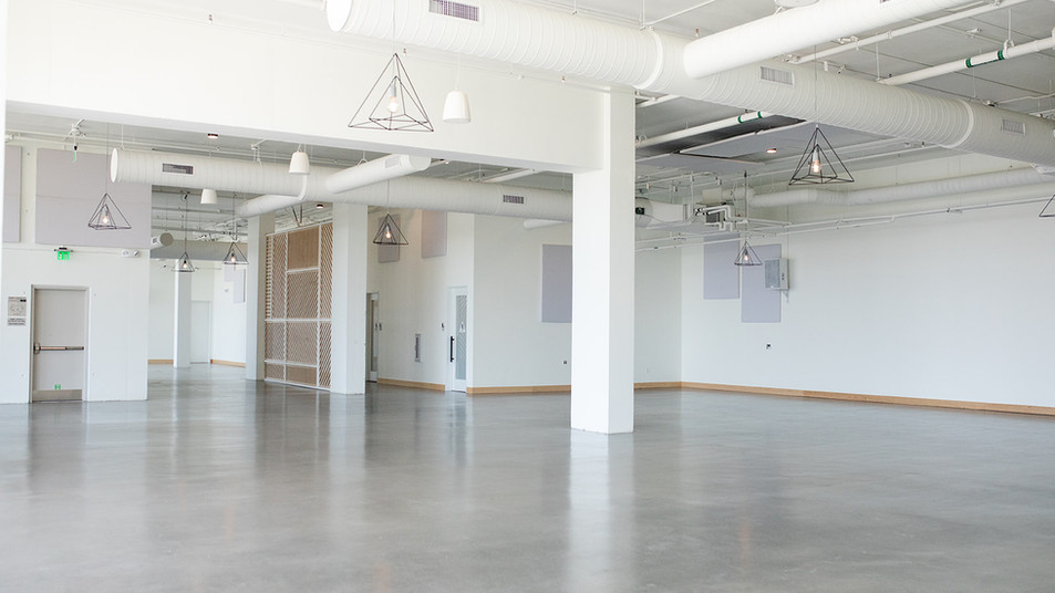 Larger Interior Space