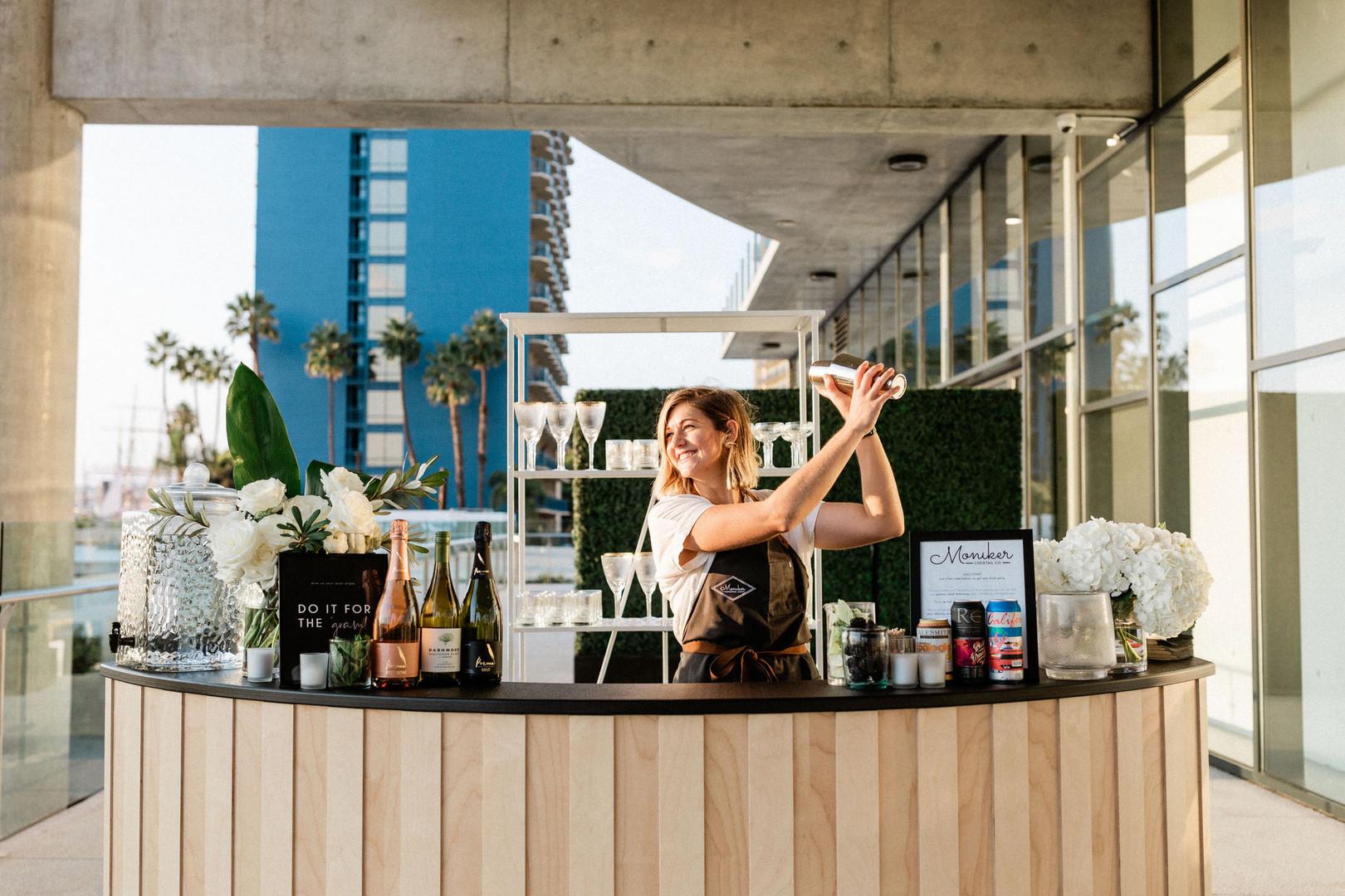 Moniker Cocktail Co