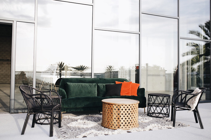 Lounge on the Terrace