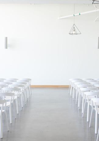 Full seating inside smaller space