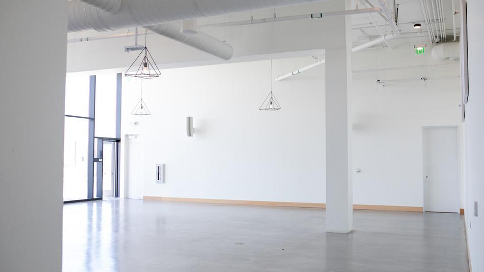 Smaller Interior Space