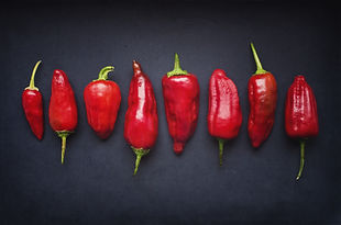 Red Chili Pods