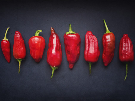 Are Peppers the New Tofu?