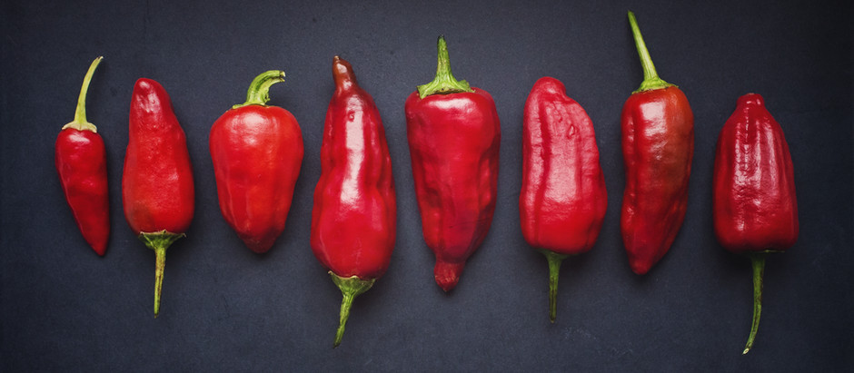 Peppers glorious PEPPERS