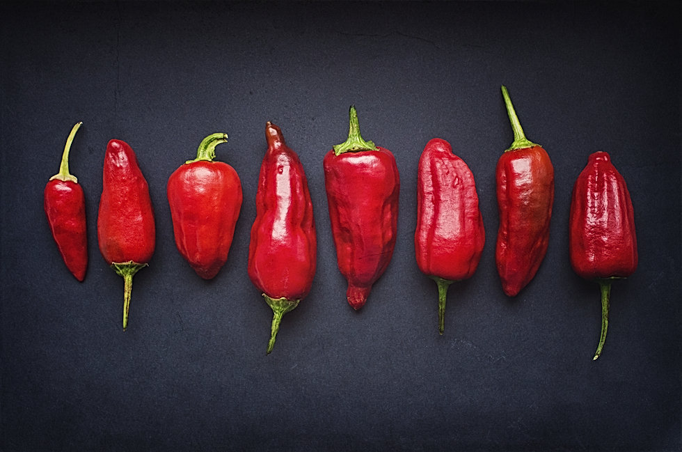 Pods Chili Red