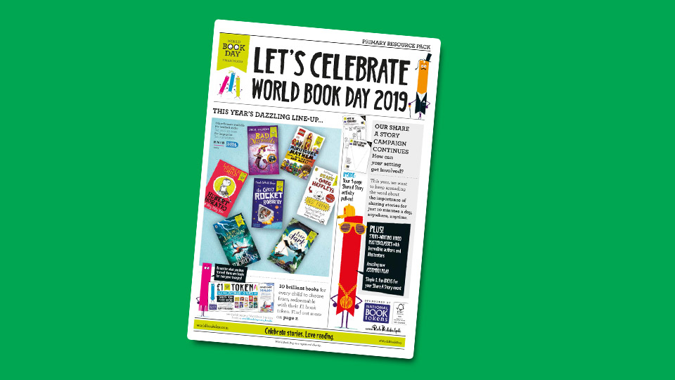 World Book Day 2019 Primary Pack
