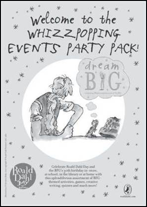 Whizzpopping Events party packs