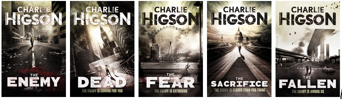 Charlie Higson The Enemy series