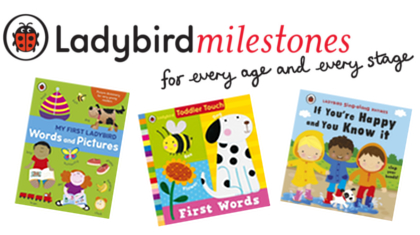 Ladybird Milestones