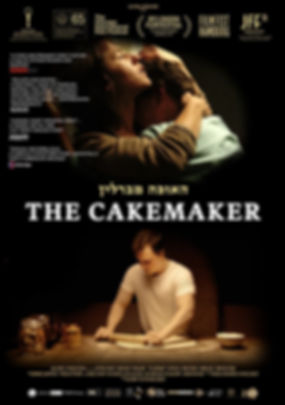 The Cakemaker, Official Artwork Ofir Raul Graizer