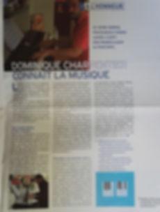 Le Journal des Yerrois, Dominique Charpentier