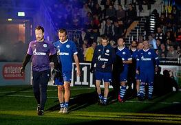 TITELVERTEIDIGER FC SCHALKE 04 AUCH BEIM BUDENZAUBER EMSLAND 2020 DABEI