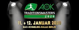 AOK TRADITIONSMASTERS AM 11. UND 12. JANUAR 2020