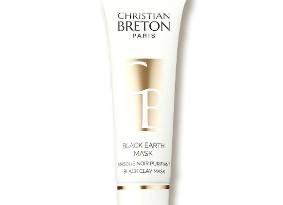 Black Earth Mask 黑泥淨膚清潔面膜