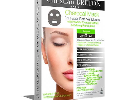 Charcoal Facial Mask 活性炭面膜 (黑)
