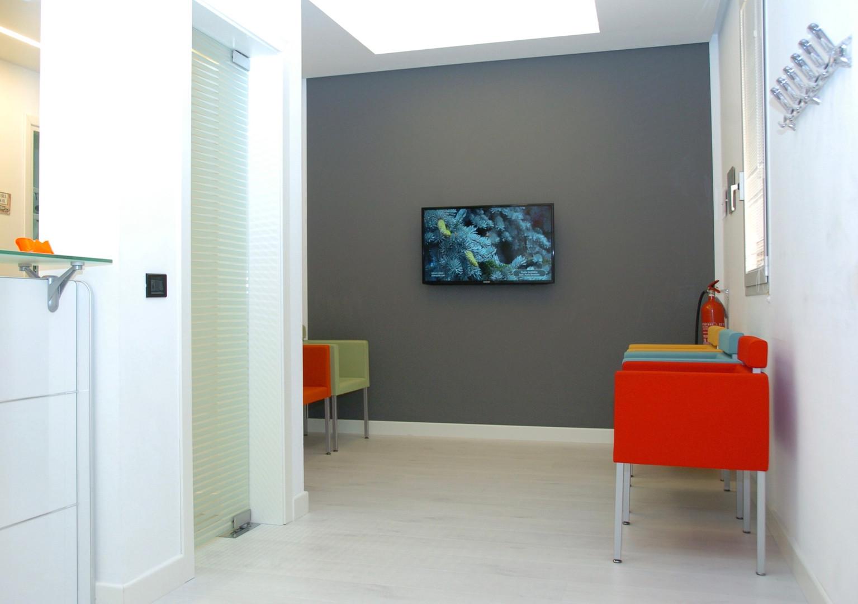 Sala d'attesa / Accoglienza