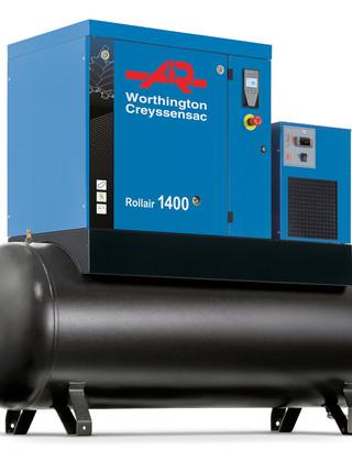 RLR 850 RLR 1900 serbatoio essiccatore