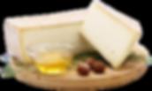 Galattico, formaggio biologico di pecora-capra stagionato dell'azienda agricola La Capreria di Montegalda (VI)