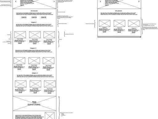 Creare una pagina vetrina prodotto o servizio - Web design - Wix, Wordpress, Magento, Prestashop