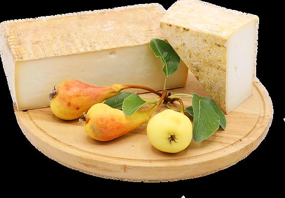 Grotte di Montegalda, formaggio a pasta molle e crosta lavata di capra biologico dell'azienda agricola La Capreria di Montegalda (VI)