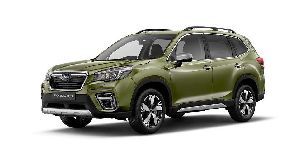 TEST DRIVE Subaru e-BOXER