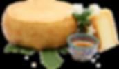 El Pegorin, formaggio di pecora-capra dell'azienda agricola La Capreria di Montegalda (VI)