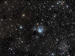 NGC 7129-7142