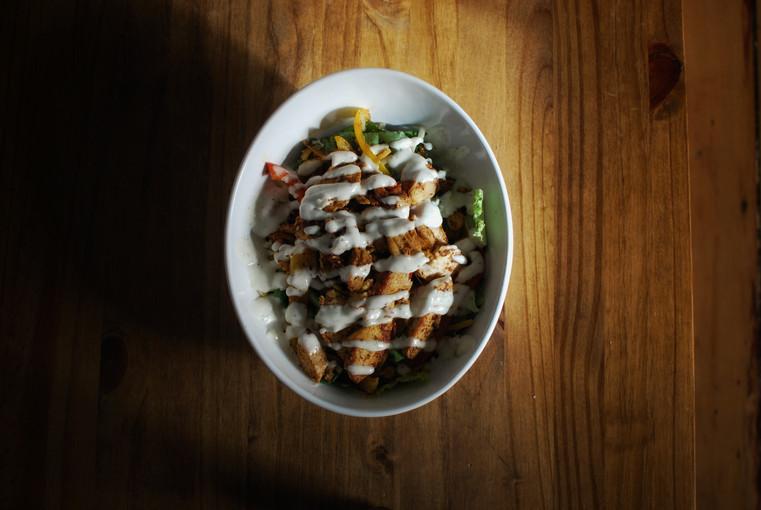 Mexican Chicken Taco Bowl